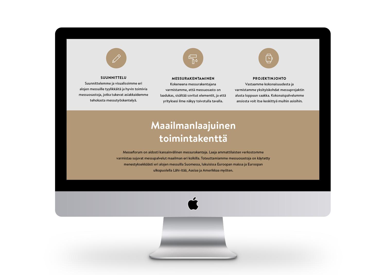MESSEFORUM_maailmanlaajuinen_esille
